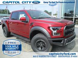 100 Truck Accessories Indianapolis New 2018 Ford F150 Raptor For SaleLease IN VIN