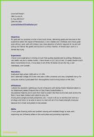 Awesome Resume Examples Truck Driver Elegant Truck Driving Resume ... Resume Examples For Truck Drivers New 61 Awesome Driver Sample And Complete Guide 20 24 Inspirational Lordvampyrnet Cdl Template Resume Mplate Pinterest Elegant Driving Best Example Livecareer How To Write A Perfect With Format Luxury Lovely Image Formats For Owner Operator 32 48