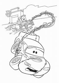 Dragon Mcqueen Colouring Pages