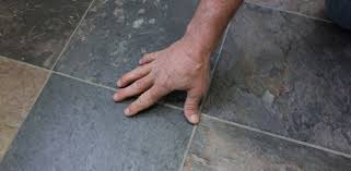 installing tile over vinyl flooring on wood or concrete subfloors