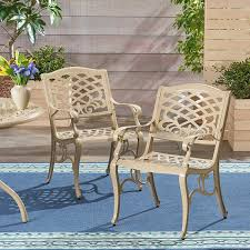 Amazon.com : Christopher Knight Home TSA Outdoor Cast Aluminum Arm ... Safavieh Outdoor Living Abia White Wrought Iron Tree Bench 50 Whimsical Outdoor Wedding Reception With Market Lights And Cross Buy Dedon Mu Lounge Chair Online Clima Oak Leaf Wind Weather Faux Queen Anne Metal Garden Chairs For Sale At 1stdibs Amazoncom Kids Wooden Whimsical Aries The Ram Engraved Lets Do Ding Making It Lovely Shop Contemporary 37 Inch Red Wire By Studio Breezy And The Beautifully Contoured Frame On This Bright Scene Child Size Stock Photo Edit Now