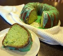 Glazed Pistachio Bundt Cake Recipe RecipeTips
