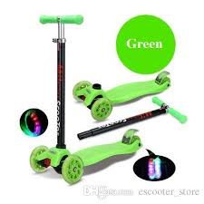2017 New Model Baby Toys Kid Scooter 4 Wheel Skate Scooters For Children Mini Kick Sale Kids Scooer