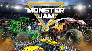 Monster Jam Down Under: Family Ticket Giveaway - GeekMom