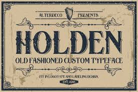 20 Old School Fonts For Creating Vintage Sign Art Creative Market Blog
