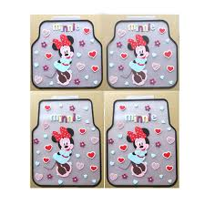 Cute Car Floor Mats by Buy Wholesale Cute Minnie Mouse Cartoon Universal Automotive