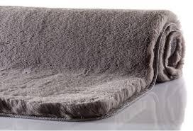 schöner wohnen kollektion badteppich bali ca d 190 c 040 grau