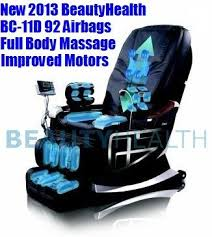 Inada Massage Chair Ebay by Best 25 Shiatsu Massage Chair Ideas On Pinterest Massage Chair