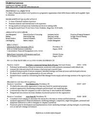 Finance Student Resume Boat Jeremyeaton Co Rh Simple Samples For Students Sample Profile