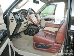 2007 Ford F150 King Ranch Interior | BradsHomeFurnishings