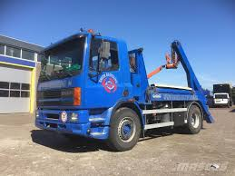 DAF -75-240-nooteboom Price: €6,950, 1996 - Skip Loader Trucks ...