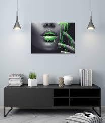 revolio 40x30 cm leinwandbild wandbilder wohnzimmer modern