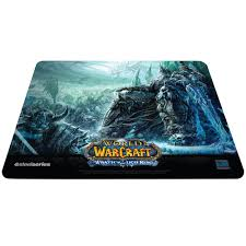 steelseries qck limited edition world of warcraft march of the