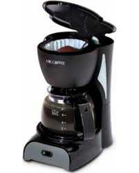 Mr Coffee Simple Brew 4 Cup Switch Maker Black
