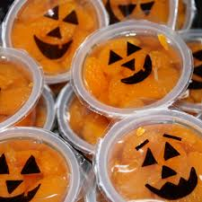 Healthy Halloween Candy Alternatives by Healthy Halloween Class Snack Class Snacks Healthy Halloween