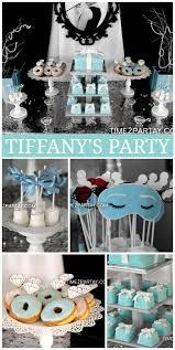 Kitchen Tea Themes Ideas by Best 25 Tiffany Theme Ideas On Pinterest Tiffany Party Themes