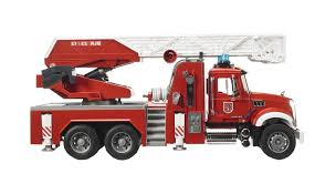 100 Bruder Mack Granite Liebherr Crane Truck Generic No Longer Available