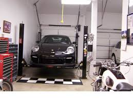 What car lift should I for my home garage Rennlist