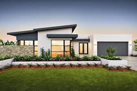 100 Single Storey Contemporary House Designs Home Perth One Two Homes Highbury Homes Modern