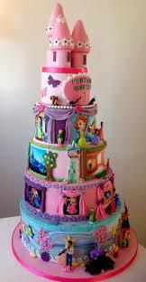 cool disney princess birthday cake gallery
