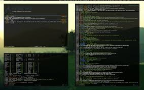 Tiling Window Manager Gnome by Can Someone Please Tell Me What Desktop Environment This Is Or