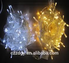 decorative mini led lights pvc wire led string