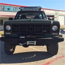 100 Truck Light Rack Headache With S 1978 Blazer With Custom Bumpers
