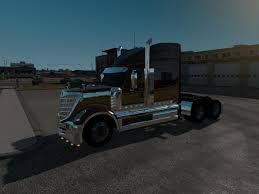 INTERNATIONAL LONESTAR TRUCK BETA - ATS Mod | American Truck ...
