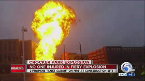 Crocker Park Rocked By Propane Tank Explosion - YouTube Florida Couple Hauling Propane Grill In Their Kia Light Cigarette Johnson City Press Tank Causes Explosion That Levels Explodes Moving Truck Wcbd 11 Injured After Philly Food The San Diego Union Breakingnews At Bruces Catering Panorama City On Fire Homes Evacuated Propane Crash Whtm 2 Hospitalized After Asphalt Tanker Explodes Santa Fe Springs Ktla Toronto Was Preventable Court Hears Globe Truck Explosion China Sets Highway Fire Aoevolution York County Crash Road To Stay Closed All Week Wsoctv Vehicle Leaves Roadway Strikes Hazmat Nation