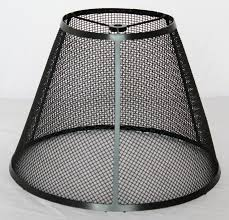 """Wire Mesh Screen Wire Metal Lamp Shade 12""""W"""