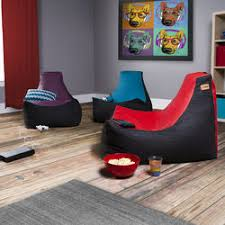 Jaxx Pixel Bean Bag Gamer Chair