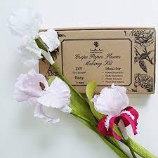 Crepe Paper Flower Making Kit
