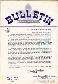 cuisine su馘oise 1968 bulletin no 2 the scout association hong kong branch by