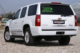 Chevy Tahoe Hybrid, Geiger Truck Parts | Trucks Accessories And ...