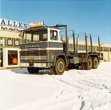 100 V8 Trucks The First Customer Scania Group
