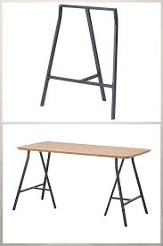 bureau ikea treteaux tréteaux design 21 idées pour la table ou le bureau bureaus