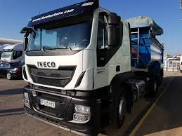 100 Box Truck Trader Tractor Unit IVECO AT440S42TP Hi Road Euro 6 Dump Trucks Useds