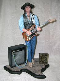 Stevie Ray Vaughan Tribute 1 6 Scale Model Kit