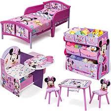 Amazon Disney Delta Children Minnie Mouse 6 Piece Furniture