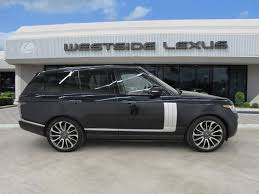 Land Rover Range Rover For Sale : 3rd Row Seats - Autotrader
