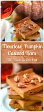 Best Pumpkin Desserts 2017 by Best 25 Healthy Pumpkin Desserts Ideas On Pinterest Healthy