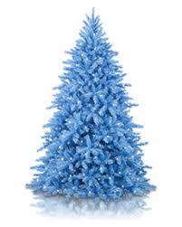 Baby Blue Christmas Tree