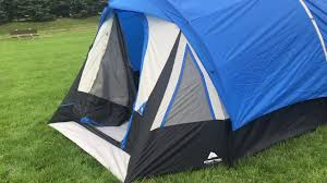 100 Ozark Trail Dome Truck Tent Trail 10 Person Tunnel Tent