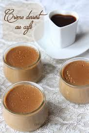 crème dessert au café sans gluten desserts flan