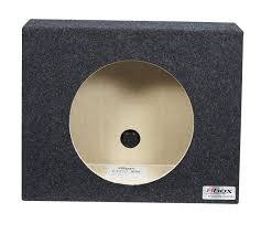 100 Truck Subwoofer Boxes Bbox E12ST Single 12 Sealed Carpeted Enclosure
