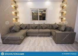 100 Luxury Apartment Design Interiors Interior Of Living Room Stock Photo Image