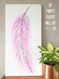 Yellow And Gray Bathroom Wall Art by Best 25 Feather Wall Art Ideas On Pinterest Gold Feathers Diy