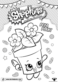Hello Kitty Happy Halloween Coloring Pages by Shopkins Peta Plant Coloring Pages Printable