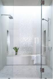 best 25 white mosaic bathroom ideas on white tiles