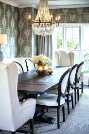 Round Dining Table Centerpieces Decor Formal Decorating Ideas Extraordinary Room